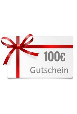 100€ Geschenk-Gutschein