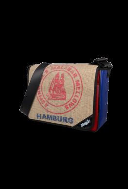 """Tasche LKW Plane & Kaffeesack """"Hamburg"""""""