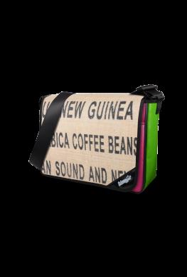 "Tasche LKW Plane & Kaffeesack ""New Guinea"""
