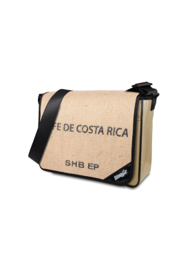 """Tasche LKW Plane & Kaffeesack """"Costa Rica"""""""