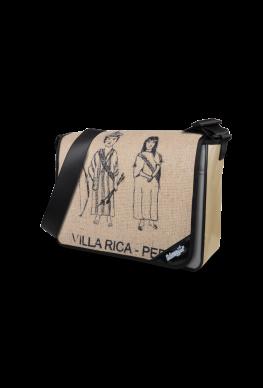 """Tasche LKW Plane & Kaffeesack """"Villa Rica"""""""