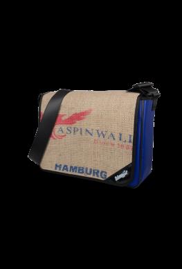 "Tasche LKW Plane & Kaffeesack ""Aspin Wall"""