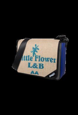 "Tasche LKW Plane & Kaffeesack ""Little Flower"""