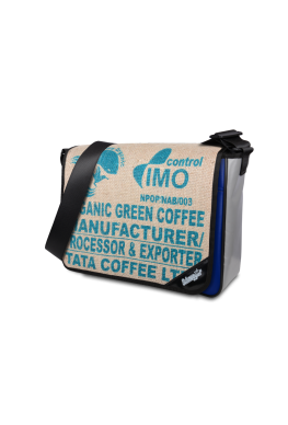 "Tasche LKW Plane & Kaffeesack ""Tata Coffee"""