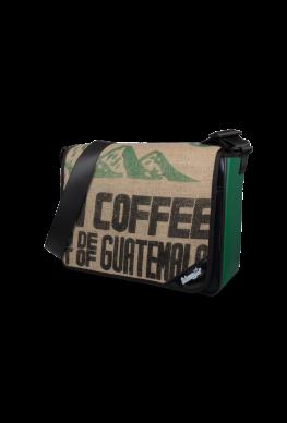 """Tasche LKW Plane & Kaffeesack """"Coffee Hills"""""""